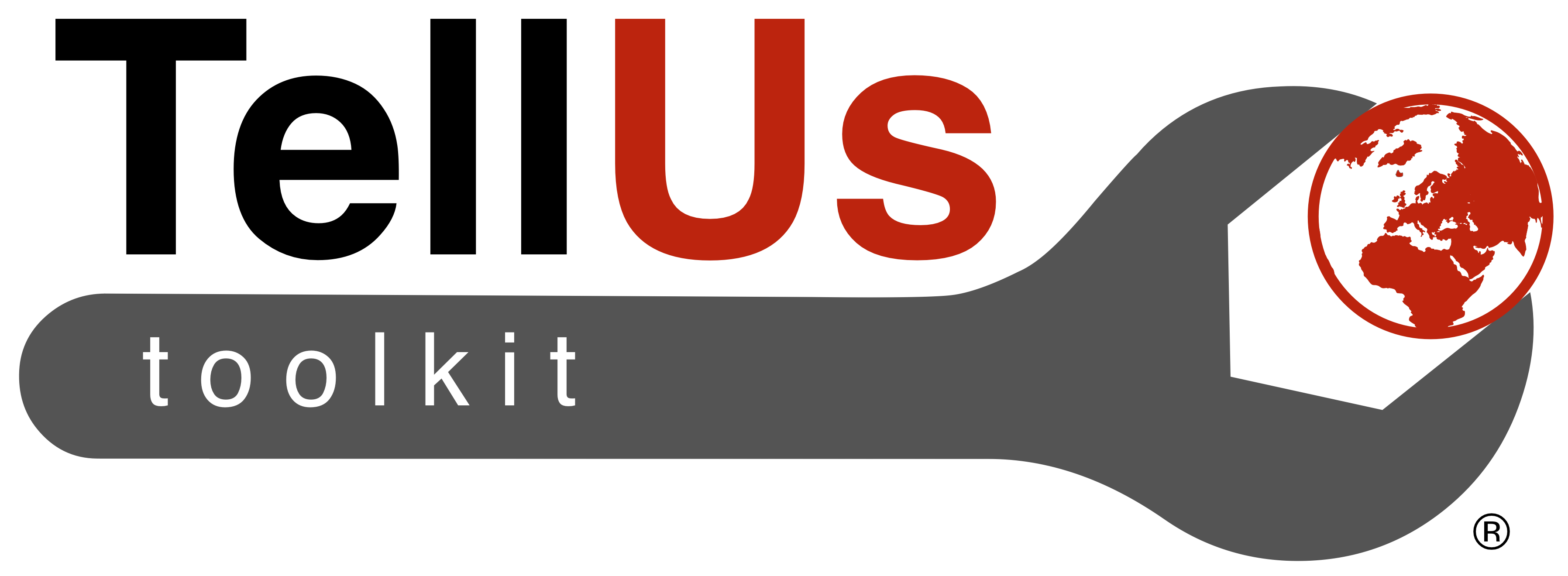 The TellUs Toolkit Logo
